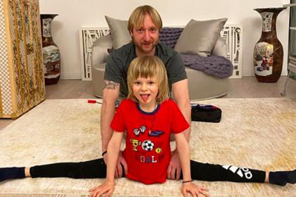 Навка прокомментировала слухи о психическом расстройстве сына Плющенко