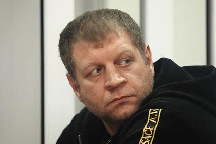 Александр Емельяненко рассказал об отношении к Чечне