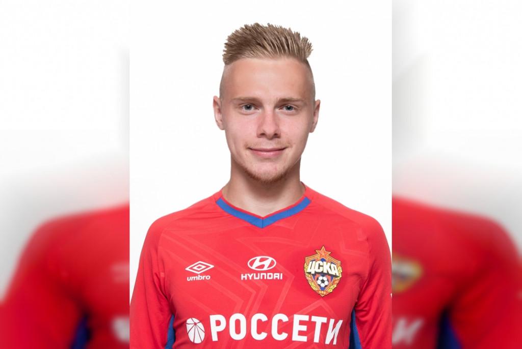 Смоленский футболист вошел в ТОП-10 дорогостоящих молодых игроков России