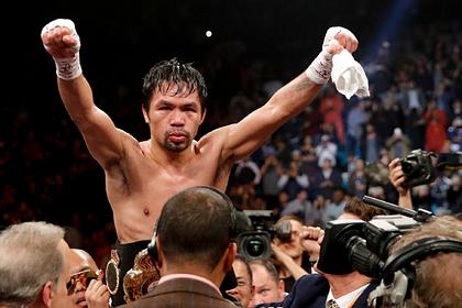 Чемпион мира по боксу собрался баллотироваться в президенты