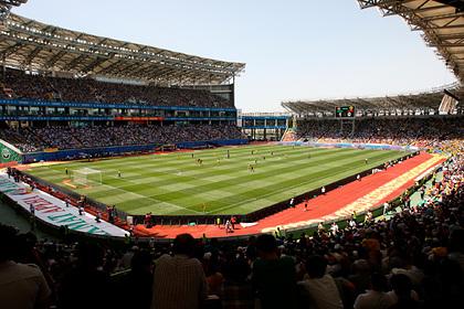 УЕФА разрешил проводить матчи в Грозном