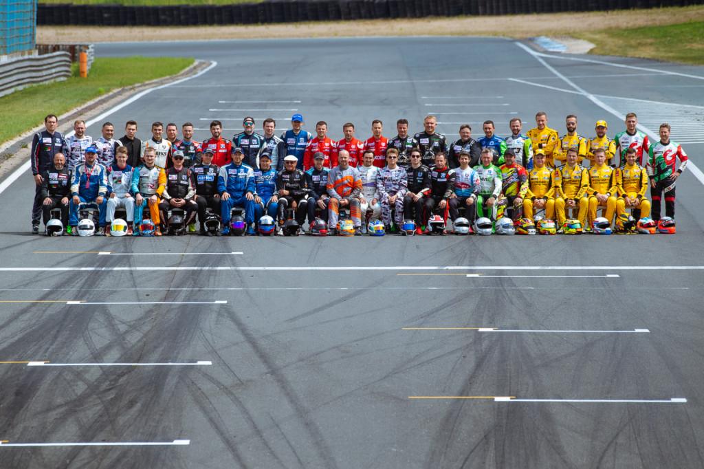Первый этап российской серии гонок пройдет на «Смоленском кольце»