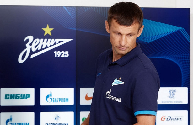 Семак прокомментировал продление контракта с «Зенитом»