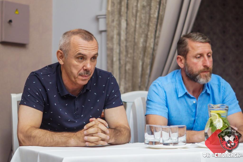 Главным тренером ФК «Смоленск» назначен Сергей Павлов