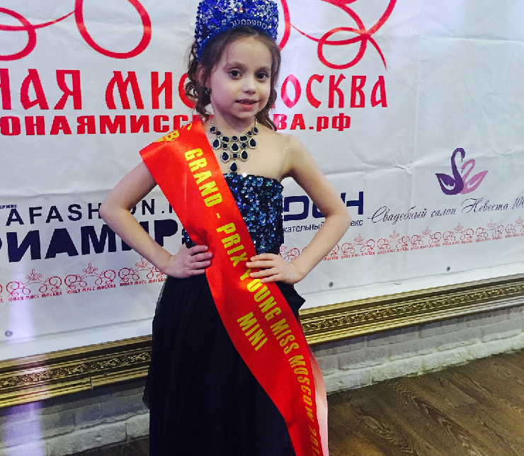 Юная смолянка завоевала чемпионский титул по восточным танцам
