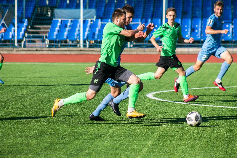 Смоленские футболисты из «Красного» сыграют с финалистом Кубка России