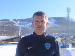 Смоленский тренер возглавил футбольный клуб из Сахалина