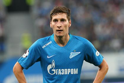 Стало известно о переговорах футболиста сборной России и «Валенсии»
