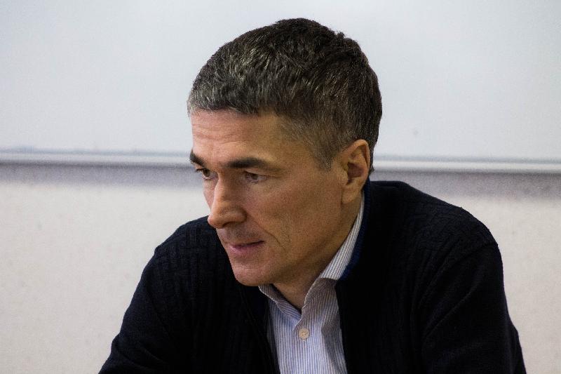 Виктор Булатов определился с помощниками в смоленской команде