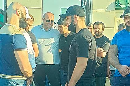 Российский боец MMA рассказал о состоянии Нурмагомедова после смерти отца