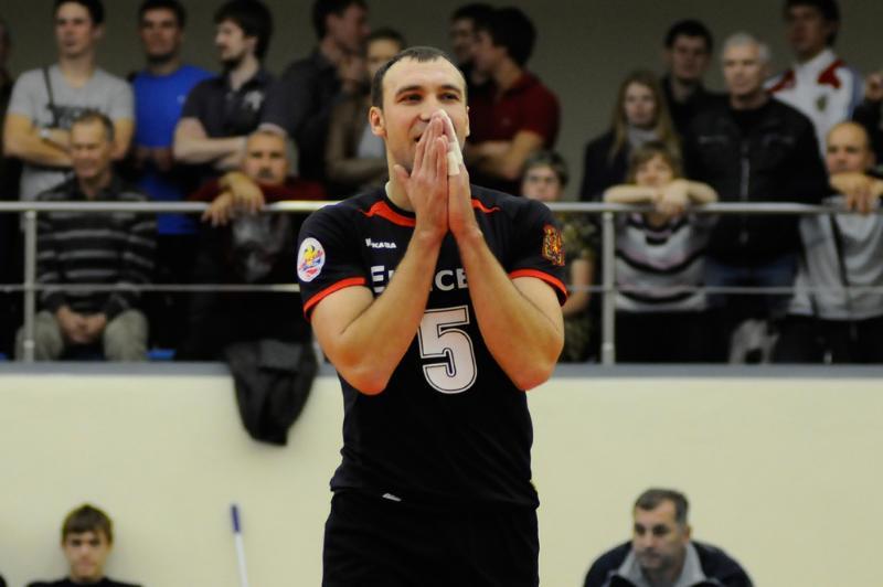 Павел Гурченко: «Проект возрождения волейбола в Смоленске пришлось отложить»