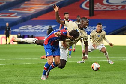 «Манчестер Юнайтед» нанес середняку АПЛ шестое поражение подряд