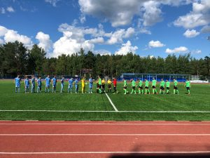 Смоленский клуб «Красный» одержал крупную победу в Калуге