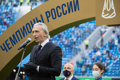 Фанаты «Спартака» потребовали отставки главы российского футбола