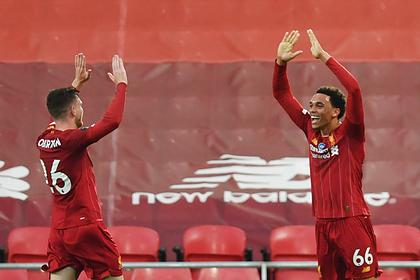 «Ливерпуль» обыграл «Челси» в матче АПЛ с восемью голами