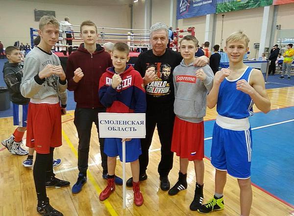Смоленские боксёры стали волонтёрами