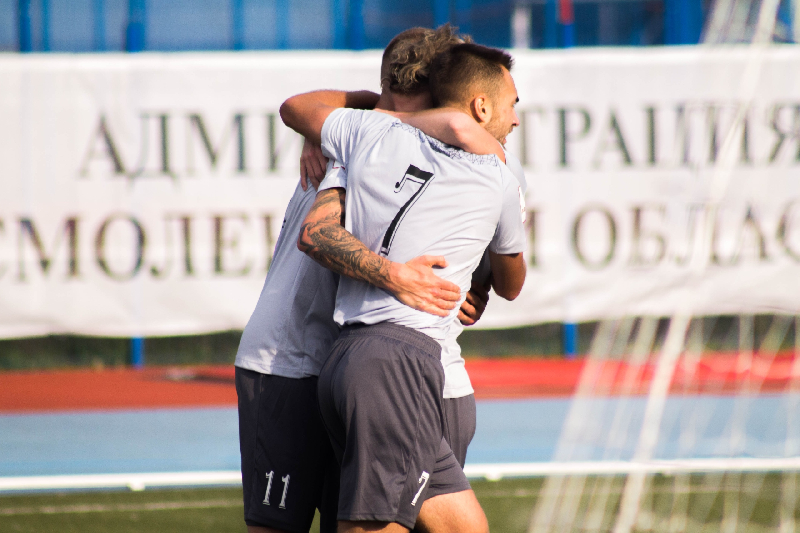 Смоленский клуб собрал за день более 5 тыс. рублей пожертвований