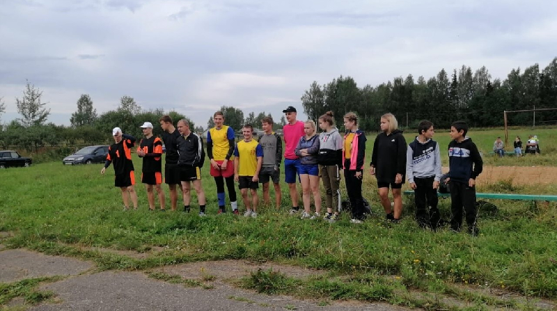 Смоленский волейбольный клуб отметил 15-летие