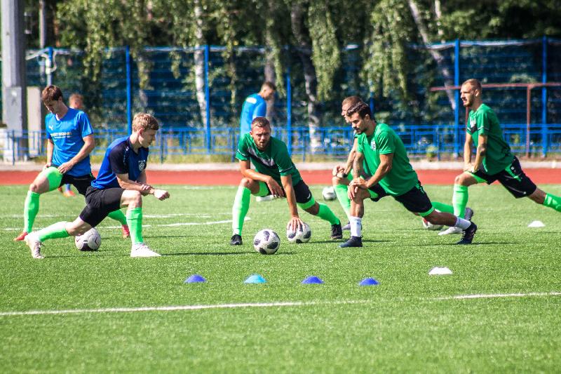 В смоленском футбольном клубе «Красный» прокомментировали техническое поражение в Кубке России