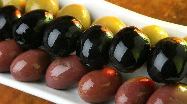 Оливки — идеальный продукт для спортсменов