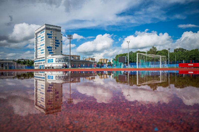 Илья Иванюк: «Стадион в Смоленске нуждается в плановом ремонте»
