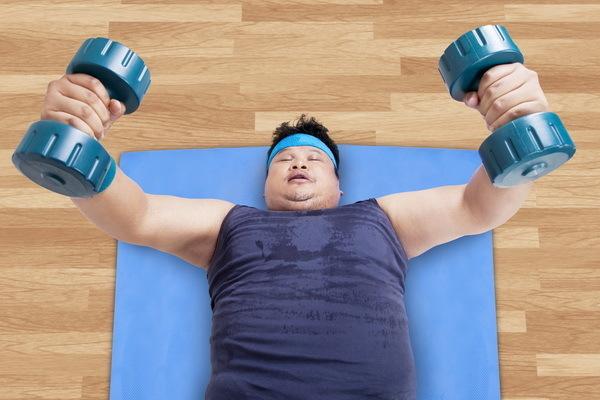 Каким спортом заниматься детям с лишним весом