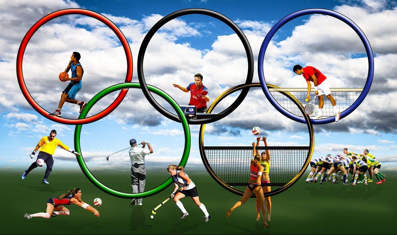 Олимпийские игры. История проведения Олимпийских игр