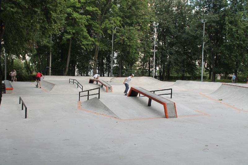 В смоленском райцентре в августе появится скейт-парк