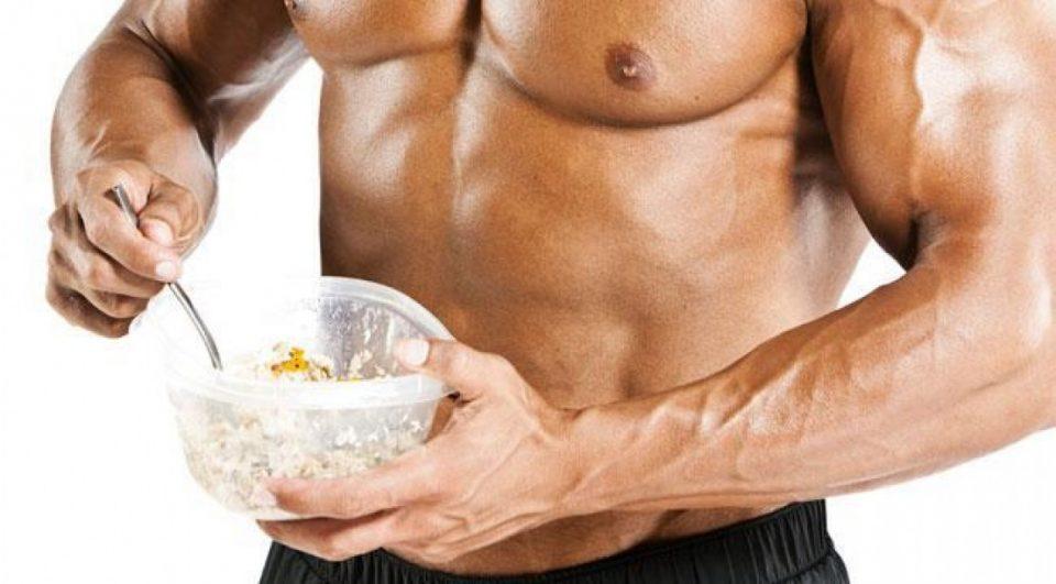 7 продуктов питания, которые помогут нарастить мышцы
