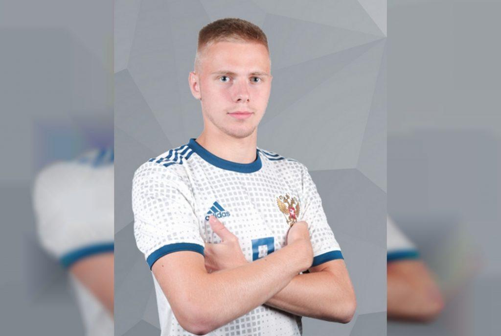 Смоленский футболист перешёл в питерский «Зенит»