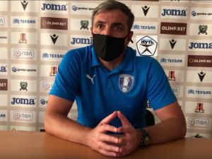 Тренер «Калуги» рассказал, за счет чего его клуб победил смоленские футбольные команды