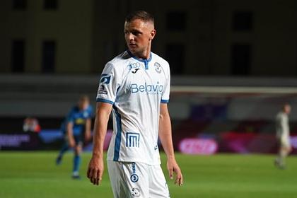 Футболист сборной Белоруссии переберется в Россию