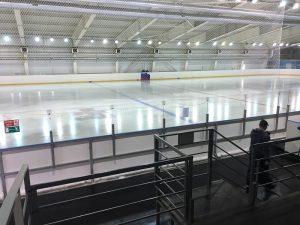 В Рославле зальют ледовую арену в ФОКе «Снегирь»