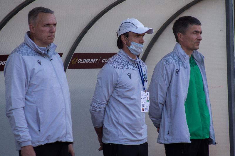 Виктор Булатов назвал обидным поражение «Красного» от «Строгино»