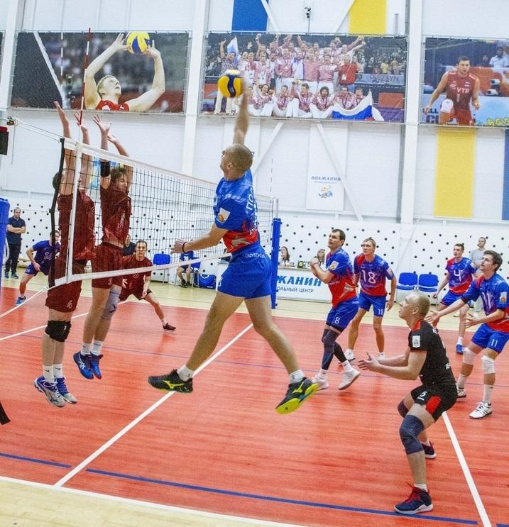 В Кострому за медалями. Смоленские волейболисты поборются за награды ЧР