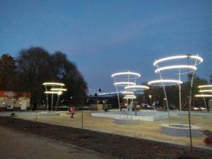 В Смоленске установят спортивную площадку в сквере «Крылатые земляки»