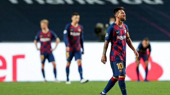 Еще один защитник «Барселоны» покинул стан «каталонцев»