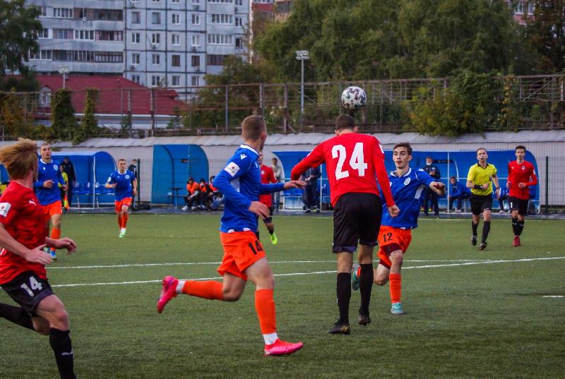 ФК «Смоленск» не смог обыграть «Знамя Труда»