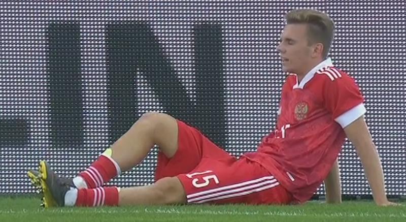 Повреждение смоленского игрока молодежной сборной России по футболу привело к печальным последствиям