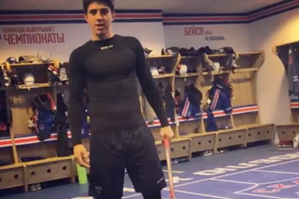 Российского хоккеиста поймали на кокаине