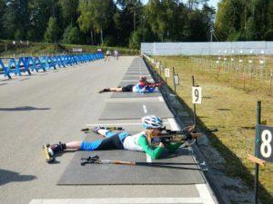 В шаге от победы. Смоленский биатлонист выиграл медаль первенства России