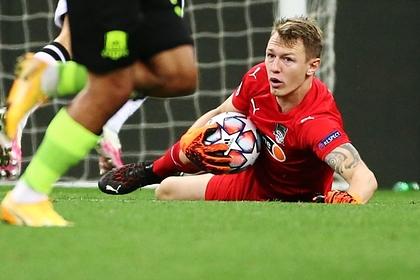 «Краснодар» впервые в истории вышел в групповой этап Лиги чемпионов