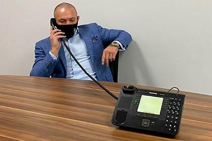 Макгрегор принял новое предложение UFC
