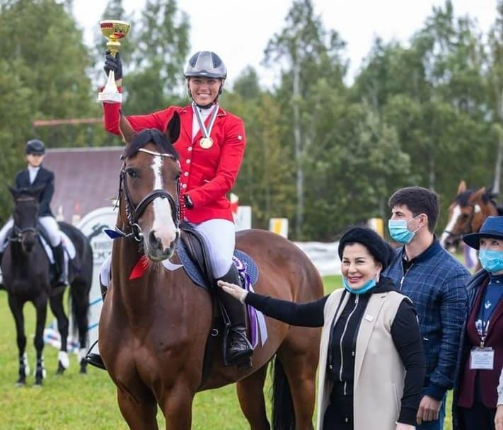 Смоленские наездники отличились на престижных международных и Всероссийских соревнованиях