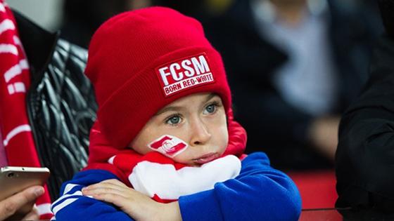 Стадион «Спартака» в Москве снова закрывают для болельщиков
