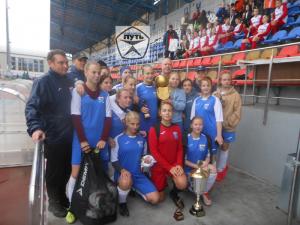 Наследие Яшина. Легендарный футбольный турнир завершился в Смоленске