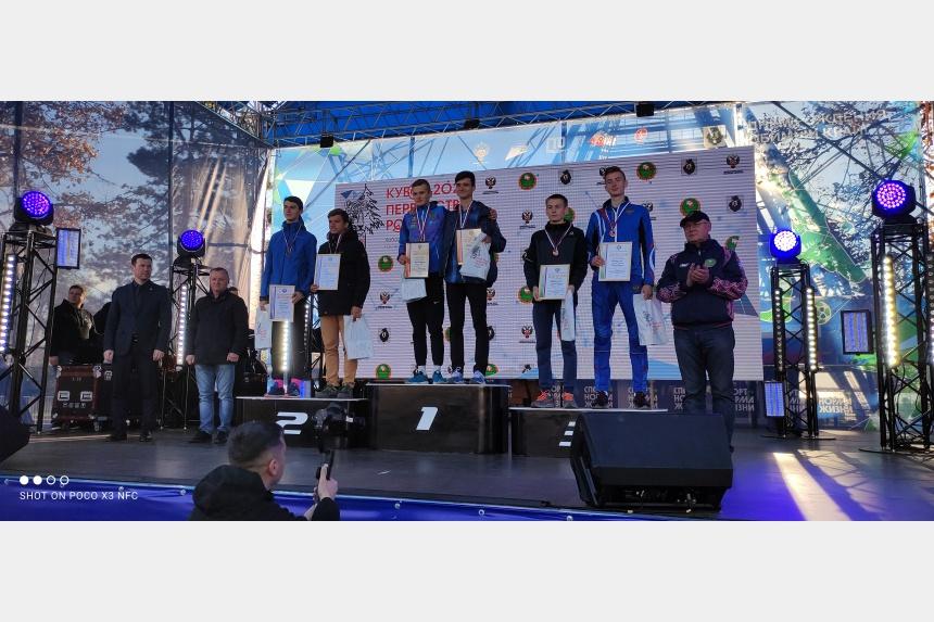 Смоленская сборная по спортивному ориентированию стала лучшей на всероссийских соревнованиях