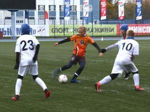 В Смоленске финишировал первый тур «Кожаного мяча»