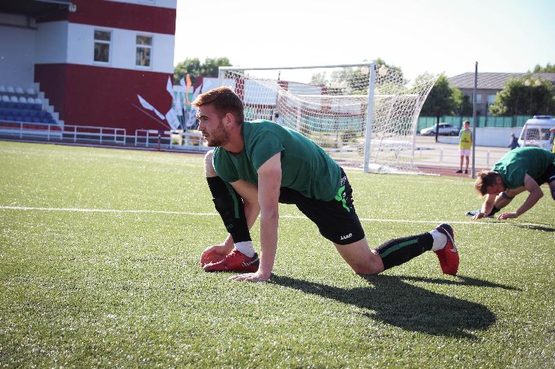 Смоленский клуб «Красный» дозаявил в ПФЛ четырех футболистов
