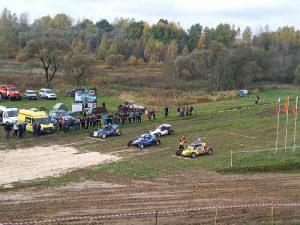В Смоленской области прошел Кубок по автокроссу